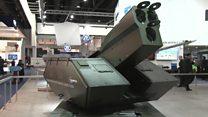 بزرگ ترین نمایشگاه تسلیحاتی خاورمیانه در ابوظبی