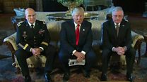 Trump announces national security adviser