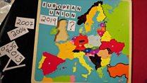 """EUの""""へそ""""はどこに? 英国離脱で"""