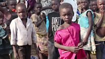 1.4 مليون طفل يواجهون المجاعة في 4 دول