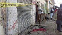 چارسدہ کی ضلع کچہری پر حملہ