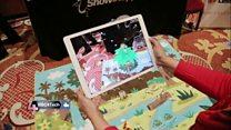 4 تك: تطبيق يحويل قصص الأطفال الى حكايات واقعية تفاعلية