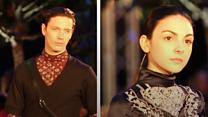 Londonda Qarabağ mədəniyyətindən ilhamlanmış moda sərgisi