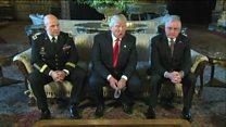 ژنرال هربرت ریموند مک مسترمشاور جدید امنیت ملی ترامپ شد