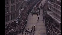Sir Winston Churchill's funeral