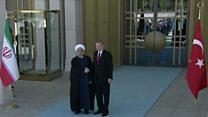 ترکیه از فرقه گرایی شیعی می گوید و ایران از امپراطوری عثمانی