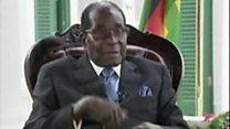 Mugabe: 'ndacyashoboye akazi'