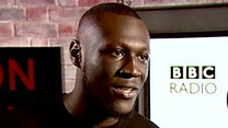 Stormzy on Grime and Brit Awards