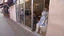 Mannequin targets disabled consumers