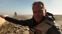 モスル奪還目指すイラク軍 進攻2日目