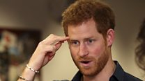 Prince Harry on what 'best teachers' do