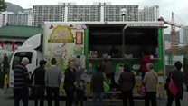 How many dumplings can one food truck sell?