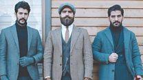 Iraklı gençler 'hipster' diye çağrılmaktan rahatsız