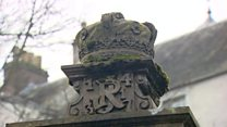 Search for Perth grave of King James I