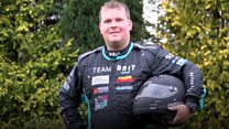 Paralysed soldier to take on Le Mans