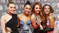 Little Mix: 'Best night ever'
