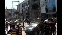 Aftermath of deadly Lahore bomb blast