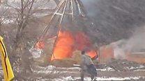 Протест проти нафтопроводу в США: активісти залишили табір