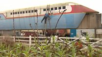 Story of abandoned 'hovertrain' tests is retold in film