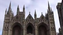 Cathedral tunnels reveal site's true age