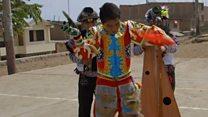Танці з ножицями у Перу