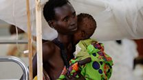UN: '1.4m children' face starving to death