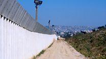 फिर छिड़ी मैक्सिको दीवार पर बहस