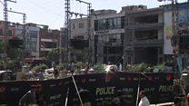 लाहौर में धमाके में नौ की मौत