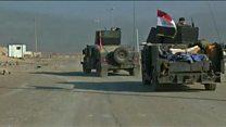 Garoonka Mosul oo daacish laga qabsaday