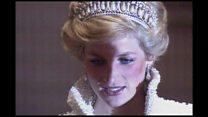 نمایشگاهی از معروفترین لباسهای پرنسس دایانا در لندن