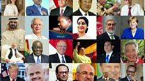 من أشهر زعماء العالم على فيسبوك؟