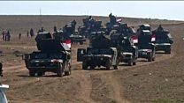 نیروهای عراقی فرودگاه موصل را از داعش گرفتند