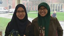 Students aim to quash myths about Islam