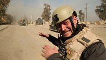 BBC report amid IS gun battle