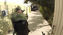 Hunting for extremists with Iraqi agents