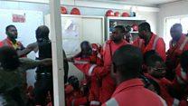 Gabon : les grévistes de Morel et Prom aux arrêts