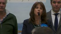 Tory Copeland win 'a truly historic event'