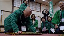 Змагання лисих чоловіків у Японії