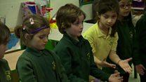 Mindfulness according to primary school kids