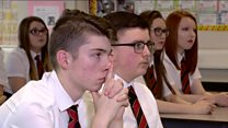 School's lessons in dealing with stress