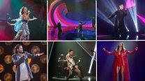 Про що співають фіналісти Євробачення