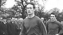 Footballer killed by lightning honoured