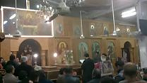 فرار عشرات الأسر المسيحية من مدينة العريش في مصر