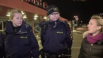 'Quiet and safe' in Malmo, say police