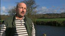 Fish death pollution 'devastating'