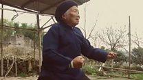 Çin'in yeni internet fenomeni: Kung fu büyükanne