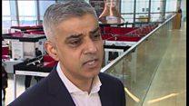 Mayor Khan: 'I'm not calling SNP racists'