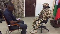 'Mun samu Boko Haram cikin manyan Borno'