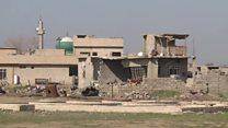 گزارش بی بی سی فارسی از بخش غربی موصل