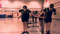 Could ballet give rugby players an edge?